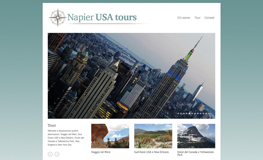 Napier USA Tours