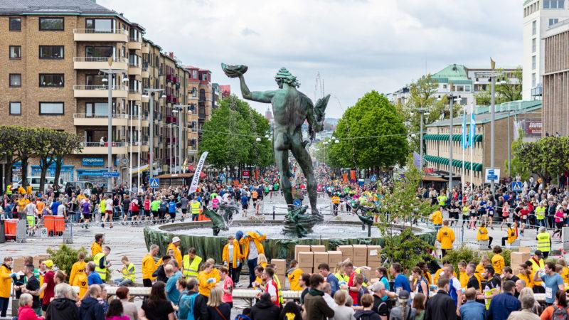 Ett unikt maraton i Göteborg